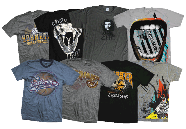 Custom Design T-Shirt For Business
